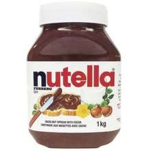 Nutella Nutella Selai Kacang Hazelnut 200gr
