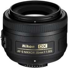 Nikon Nikon AF-S DX Nikkor 35mm f/1.8G