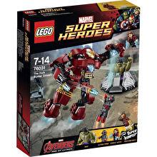 LEGO Marvel Super Heroes The Hulk Buster Smash Indonesia