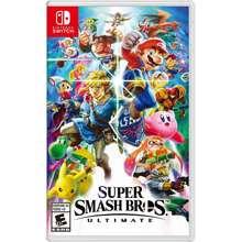 Nintendo Switch Nintendo Switch Super Smash Bros. Ultimate