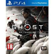 Sony Sony Ghost of Tsushima PS4