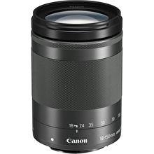 Canon EOS M6 Black 18-150mm Malaysia