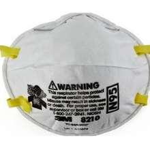 3M 3M Particulate Respirator N95 8210