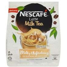 Nescafé Latte Milk Tea Malaysia