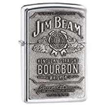 Zippo Zippo Jim Beam Lighter