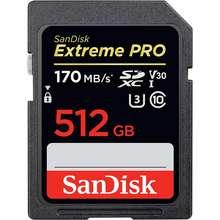 Sandisk Sandisk Extreme PRO SD Card 512GB