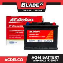 Acdelco Acdelco Professional AGM Sealed Car Battery