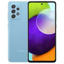 Samsung Galaxy A52 128GB Awesome Blue Indonesia