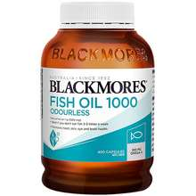 Blackmores Blackmores Fish Oil 1000 400 Capsules