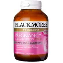 Blackmores Pregnancy & Breast-Feeding Gold Malaysia