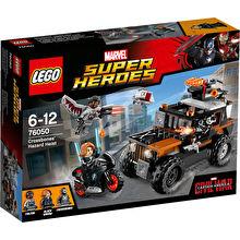 LEGO Marvel Super Heroes Crossbones Hazard Heist Indonesia