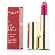 Clarins Moisturizing Perfect Shine Sheer Lipstick Joli Rouge Brillant 27 Hot Fuchsia Hong Kong