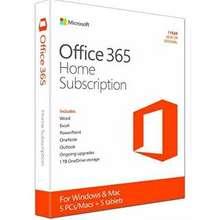 Microsoft Microsoft Office 365 Home