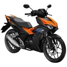 Honda Honda Winner X Đen Cam