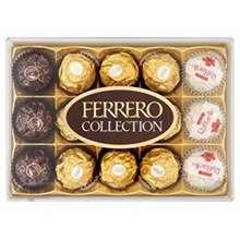 Ferrero Rocher Collection Chocolate 15pcs Malaysia