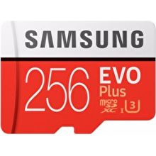 Samsung EVO Plus MicroSD Card 256GB ไทย