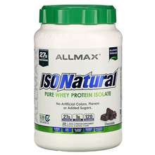 Allmax Nutrition Allmax Nutrition IsoNatural Pure Whey Protein Isolate