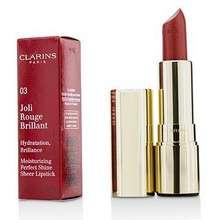 Clarins Moisturizing Perfect Shine Sheer Lipstick Joli Rouge Brillant 03 Guava Hong Kong