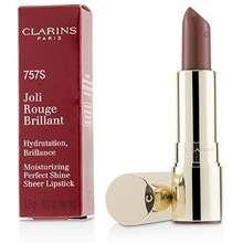 Clarins Moisturizing Perfect Shine Sheer Lipstick Joli Rouge Brillant 757S Nude Brick Hong Kong