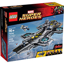 Lego Marvel Super Heroes Series The SHIELD Helicarrier Indonesia