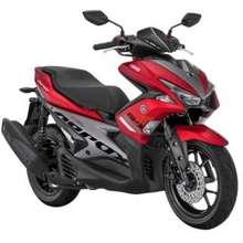 Harga Yamaha Aerox 155 VVA Merah Terbaru Februari, 2021