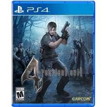 Capcom Capcom Resident Evil 4 PS4