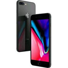 Apple iPhone 8 merupakan handphone HP dengan kapasitas 1821mAh dan layar  4.7
