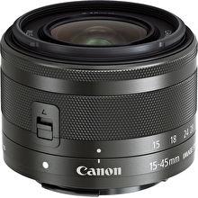 Canon EOS M6 Black 15-45mm Malaysia