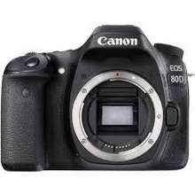 Canon EOS 80D Body Only Malaysia