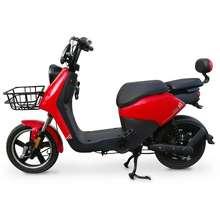 EM จักรยานไฟฟ้า รุ่น VEDO สีแดง ไทย