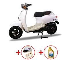 Taya Motor Taya Motor Xe máy 50cc Giorno Luxury Trắng