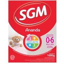 SGM Ananda 0-6 1kg Indonesia