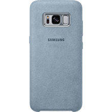 Samsung Samsung Galaxy S8 Alcantara Cover